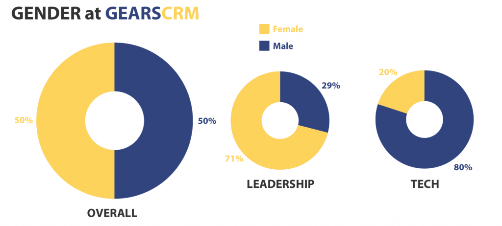 Gender Diversity at Gears